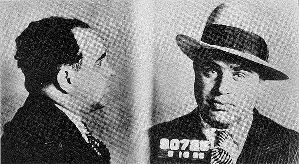 a look at the criminal life of gangster al capone Here are 15 facts you may not know about al capone that are part of what has turned his name into an american legend and the quintessential gangster.