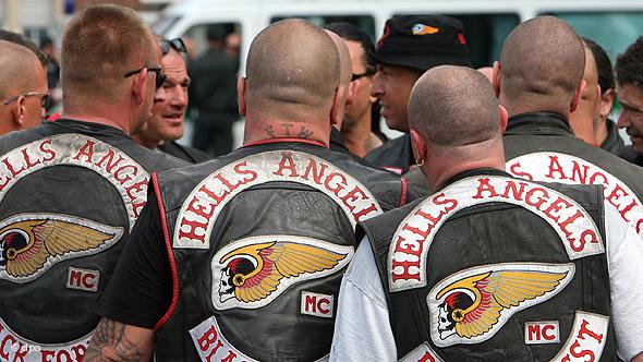 German biker gangs, Hells Angels, Banditos, seal 'peace pact