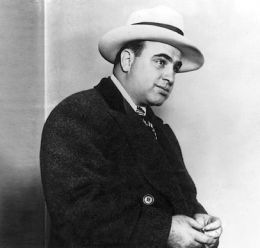 real Capone successfully