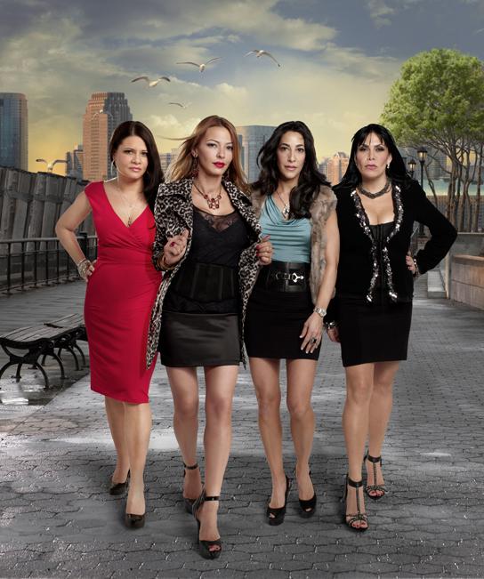 mob wives vh1 aj. Meet VH1′s #39;Mob Wives#39;: Renee