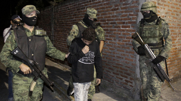 beheading in mexico. In Mexico#39;s drug war,