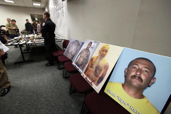 mexican mafia essay California state prisons mexican mafia (la eme) membership chart | public   video: oc's mexican mafia: control of mean streets - the orange county.