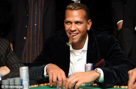 A rod gambling scandal