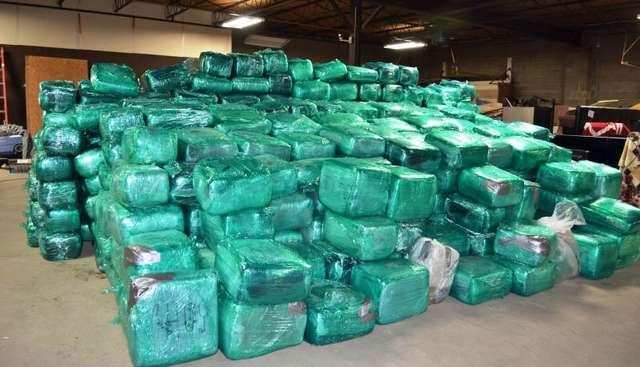 Biggest Marijuana Drug Bust Ever