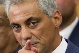 Mayor Emanuel was forced to defend his pick to give a $99 million dollar contract to United Maintenance for cleaning up O'Hare. It's a story first broken by WGN-TV.