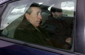 Sources have told The Gazette that Vito Rizzuto, 66, appeared to be readying to board a flight to Punta Cana, a popular tourist destination in Dominican Republic at around 5:30 a.m. as he passed through the airport in Dorval. It is believed to be Rizzuto's first time travelling outside of Canada since he was deported last year after having served a prison term in Colorado for his role in the 1981 deaths of three Mafia captains in Brooklyn, New York