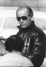 "James ""Whitey"" Bulger,reputed Boston Gangster"