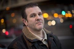 Kurt Calabrese in Chicago, Ill., on Tuesday, January 15, 2013. | Andrew A. Nelles~Sun-Times Media