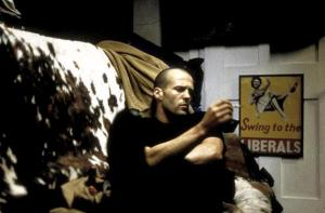 Jason Statham stars in Lock, Stock and Two Smoking Barrels (1998-R)