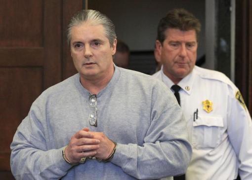 Reputd mafia capo,Mark Rossetti appear in Suffolk Superior Court Friday
