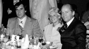 Whitey Bulger with Pat Nee and wife Debbie from Pat Nee's tell all book