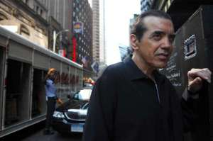 Chazz Palminteri in New York in 2007. (Jennifer S. Altman / For The Times / February 4, 2014)