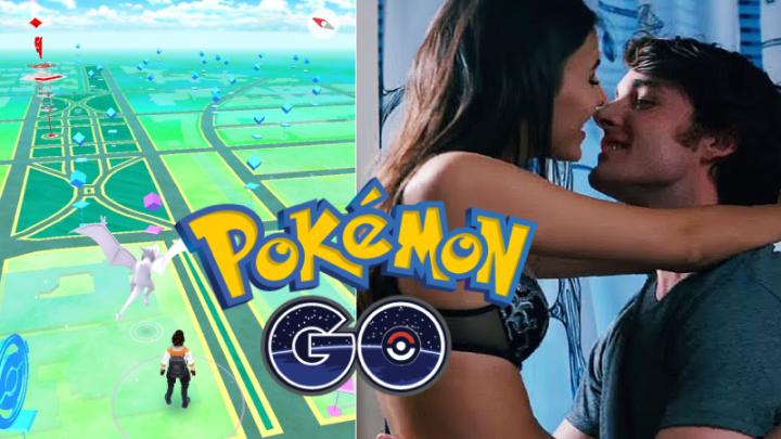 pokemon go sex